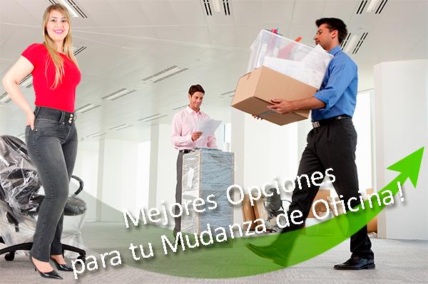 Mudanzas de oficinas y corporativas for Mudanzas de oficinas