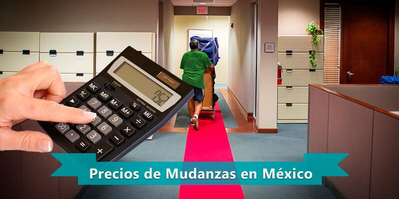 Precios de Mudanzas en México